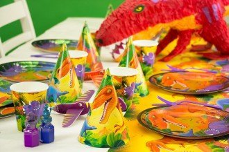How to Throw a Dinosaur Party on a Budget