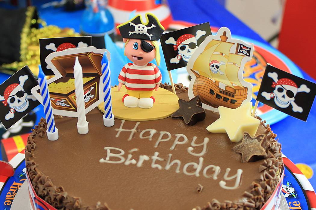 Pirate Party Food Ideas - Kids Party Food Ideas