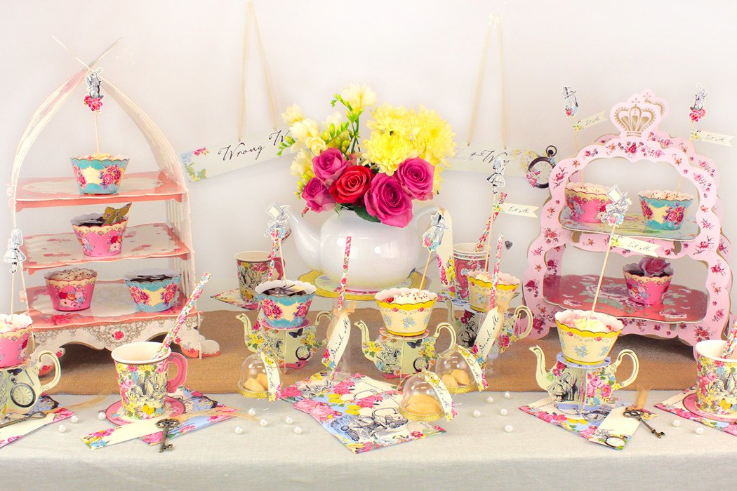 Unusual Cake Stands For Tea Parties Weddings Party Delights Blog