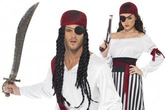 Cheap Pirate Costume Ideas