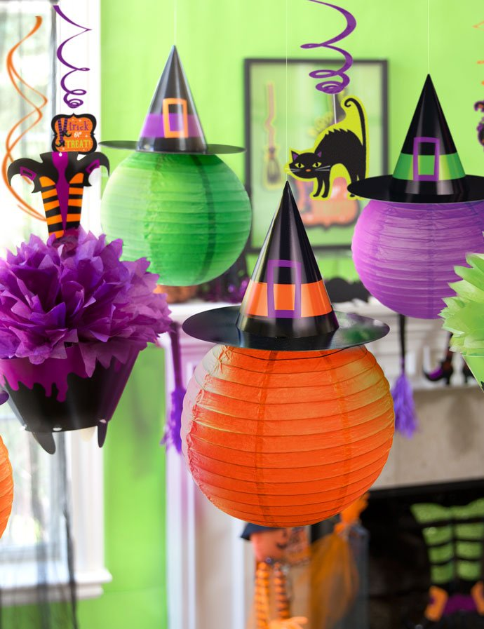 Witch Lanterns