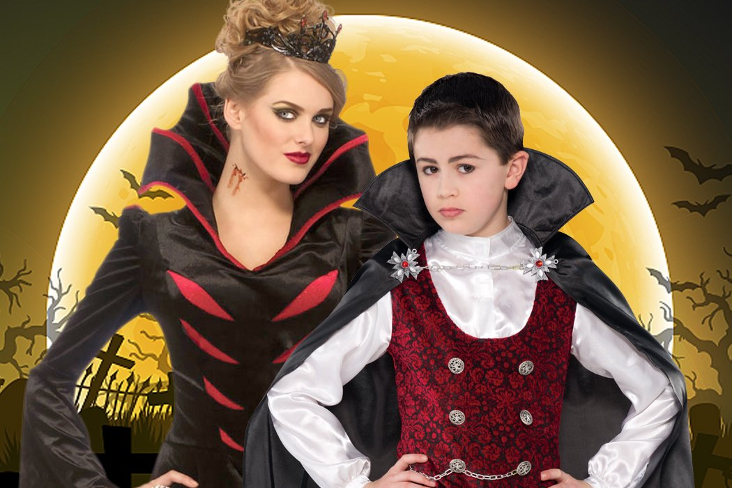 4 Cheap V&ire Costume Ideas  sc 1 st  Party Delights Blog & 4 Cheap Vampire Costume Ideas | Party Delights Blog