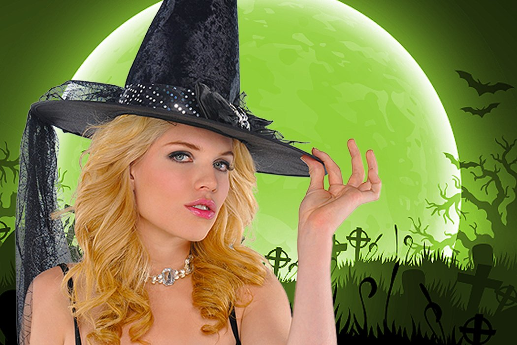 Cheap Witch Costume Ideas  sc 1 st  Party Delights Blog & How to Make a Witch Costume on a Budget | Party Delights Blog