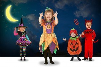 7 Cute Halloween Costumes for Toddlers