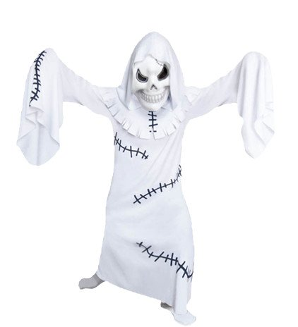 Ghastly Ghoul Halloween Fancy Dress