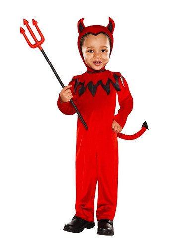 Devil Boy Halloween Costume