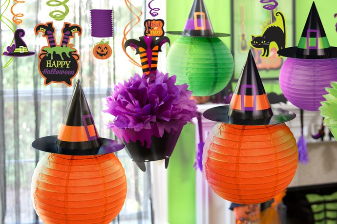 Spooky-Cute Kids Halloween Party Ideas | Party Delights Blog