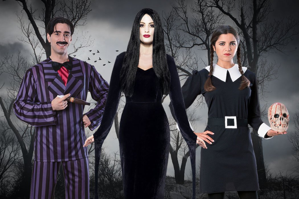 Addams Family Fancy Dress Ideas  sc 1 st  Party Delights Blog & Addams Family Costume Ideas | Party Delights Blog