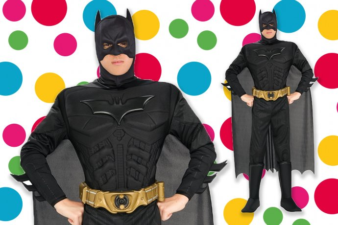 Batman - Children in Need Childhood Hero Costume