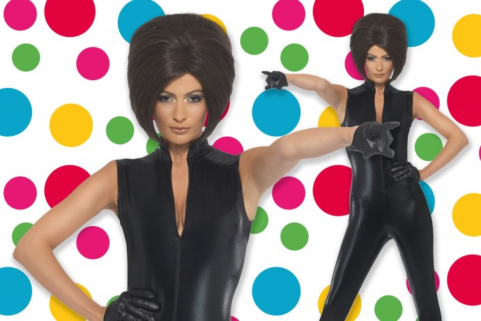 Victoria Posh Spice Girls Costume