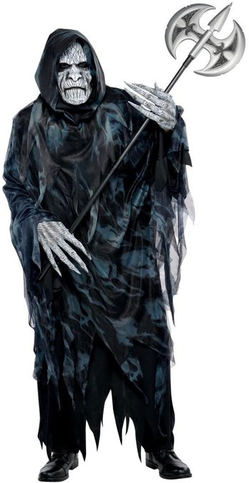 Soul Taker Scary Costume