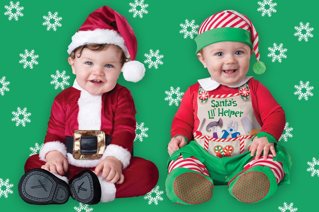 Christmas Pictures For babies