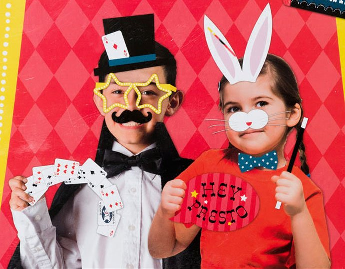 Kids Photo Booth