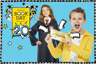 Easy Book Character Costumes for Kids for World Book Day 2017