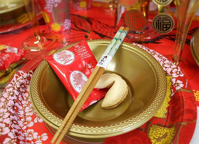 Chinese New Year Party Ideas - Year of the Dog | Party ...