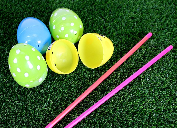 What You Need for a Glow in the Dark Easter Egg Hunt
