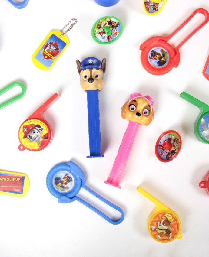 Paw Patrol Party Bag Fillers