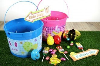 How to Do an Indoor Easter Egg Hunt