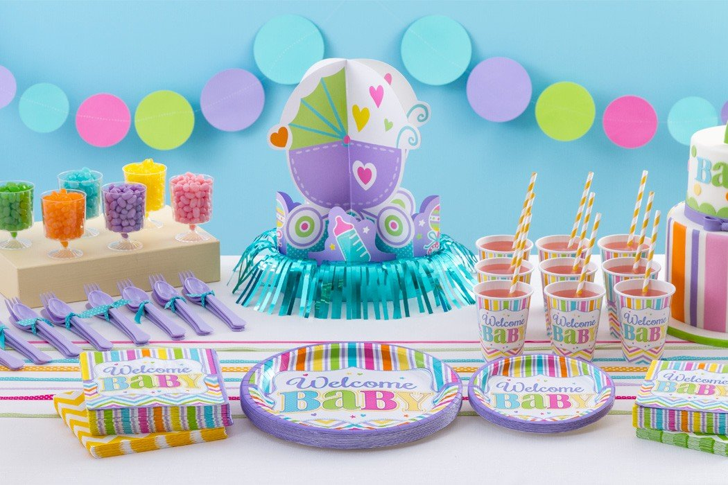 top baby shower themes