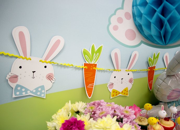 Easter Bunny Party Ideas | Par...