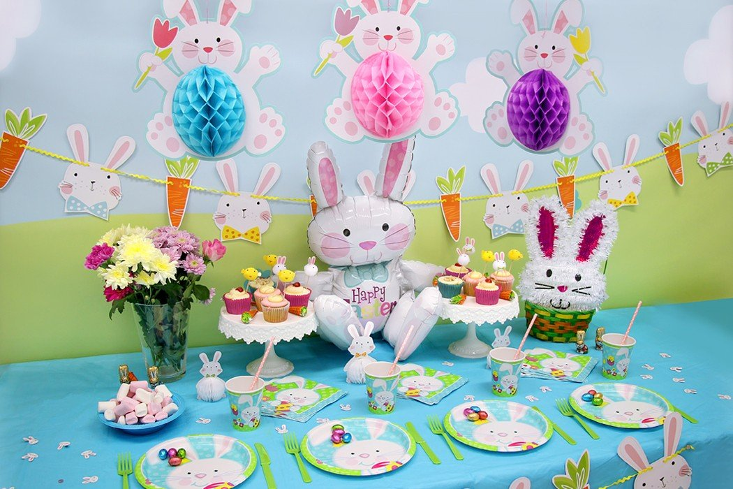 easter bunny party ideas party delights blog