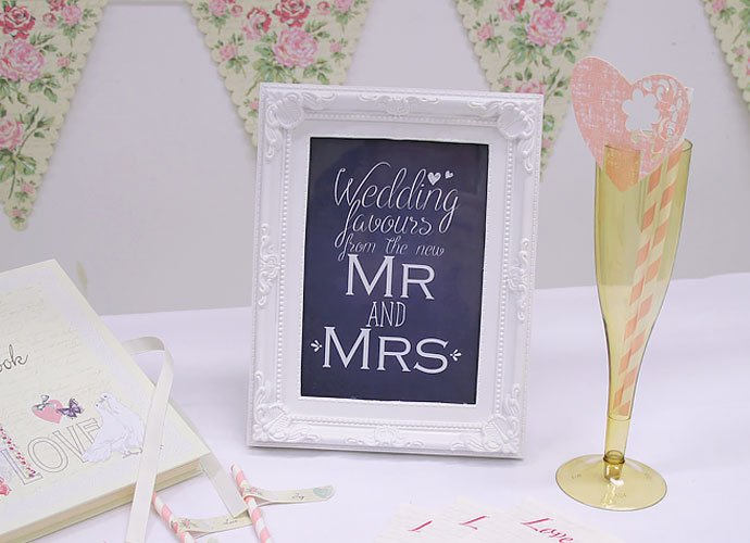 Free Printable Chalkboard Wedding Signs Party Delights Blog