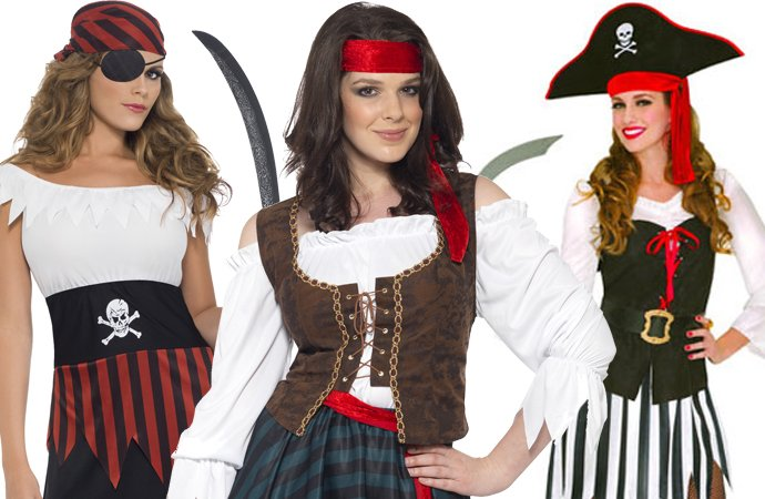 Pirate Group Costume