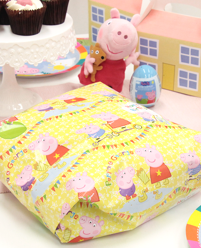 Peppa Pig Pass the Parcel
