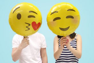 Emoji Party Photo Booth Fun