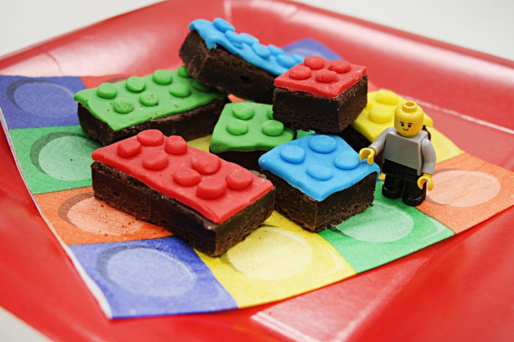 How to Make LEGO Brownies