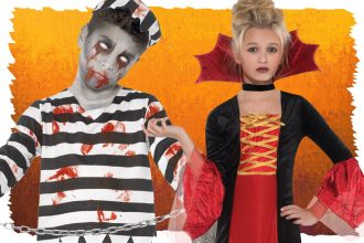 Best Kids Halloween Costumes under £10