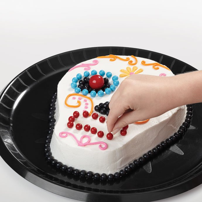day of the dead cake how to make a day of the dead cake delights 3323