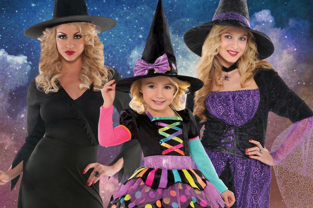 Best Witch Costumes for Halloween 2016  sc 1 st  Party Delights Blog & Best Witch Costumes for Halloween 2016 | Party Delights Blog