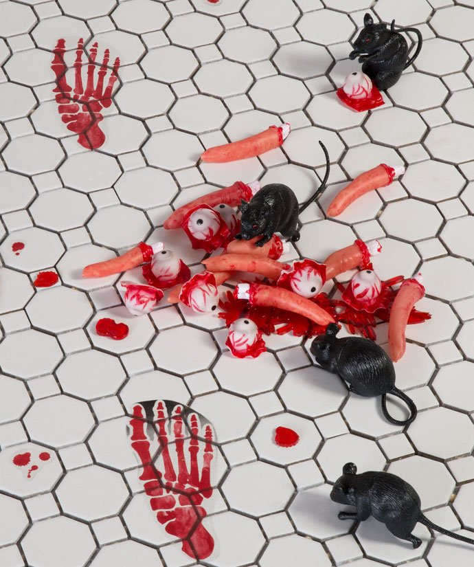 Zombie Party Decorations 4