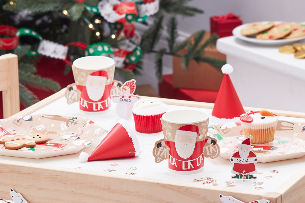 santa claus party ideas - Santa Claus Christmas Decorations