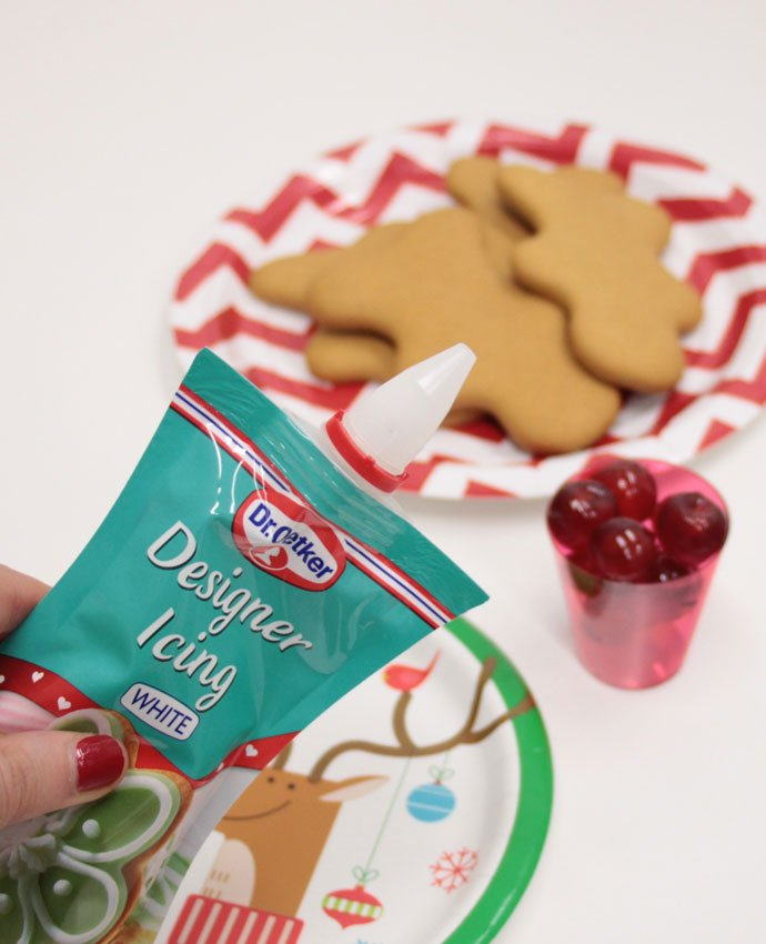 How To Make Gingerbread Reindeer Party Delights Blog