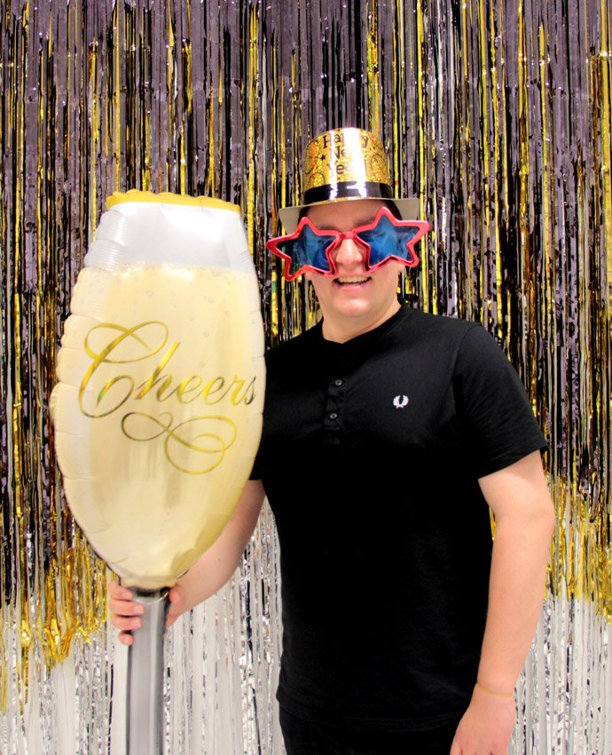 New Year's Eve Photo Booth 4
