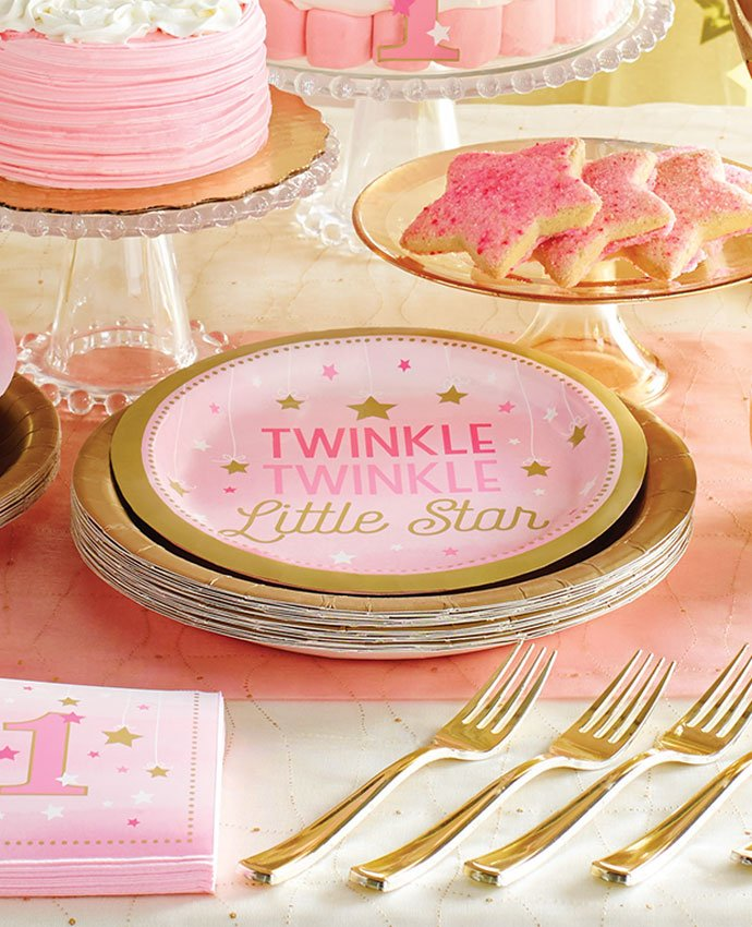 Twinkle Twinkle Little Star Party Supplies