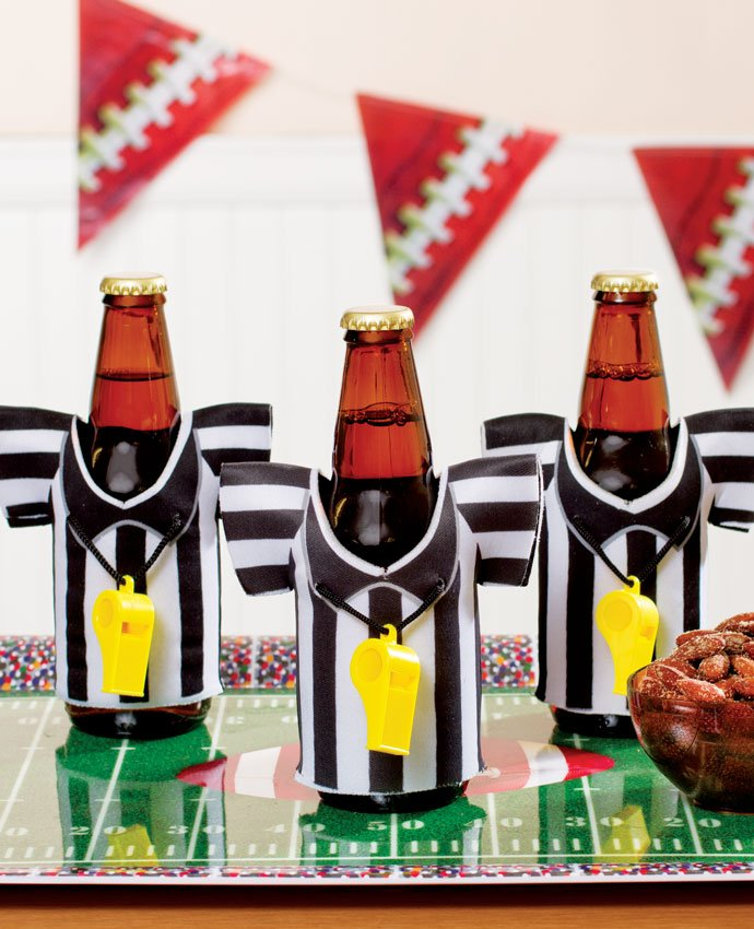 American Football Bottle Covers