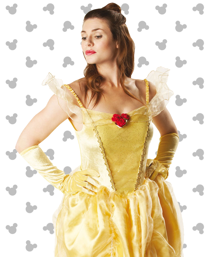 Belle Costume for Adults