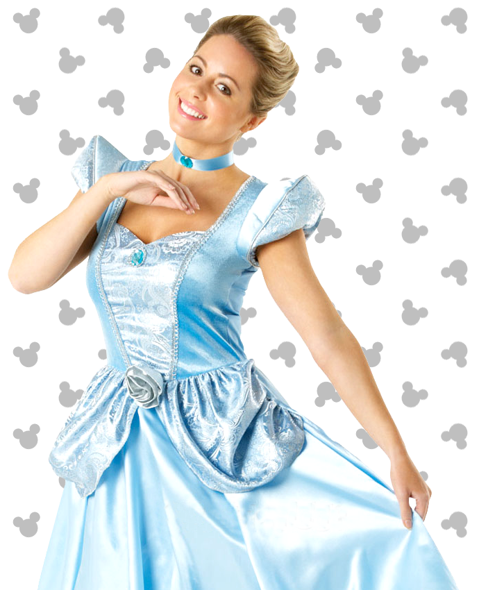 Cinderella Costume for Adults