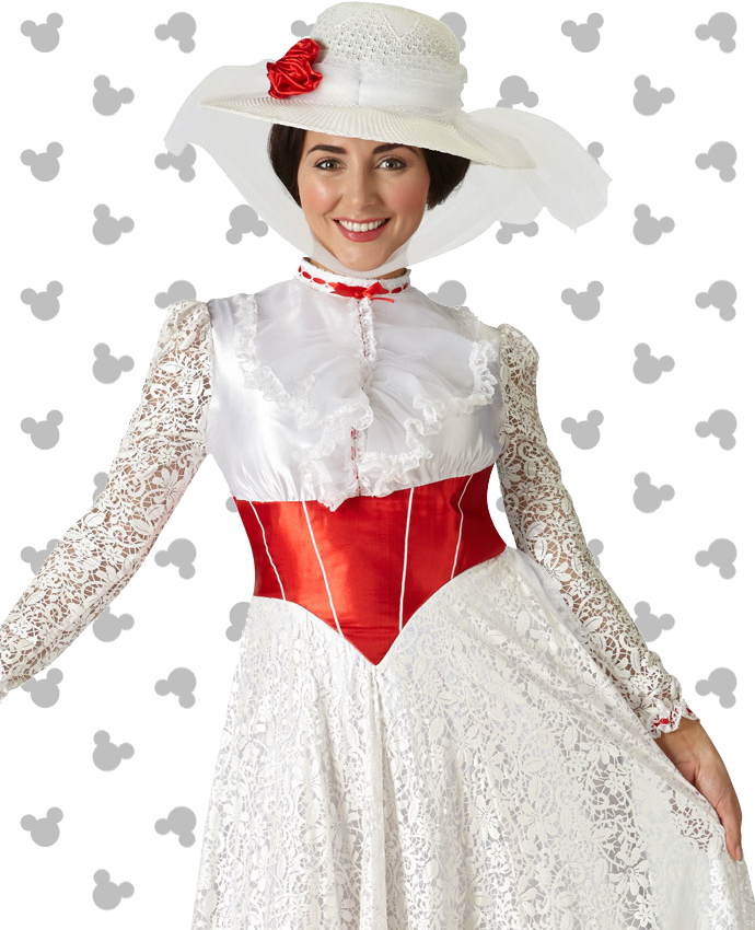 Mary Poppins Costume for Adults