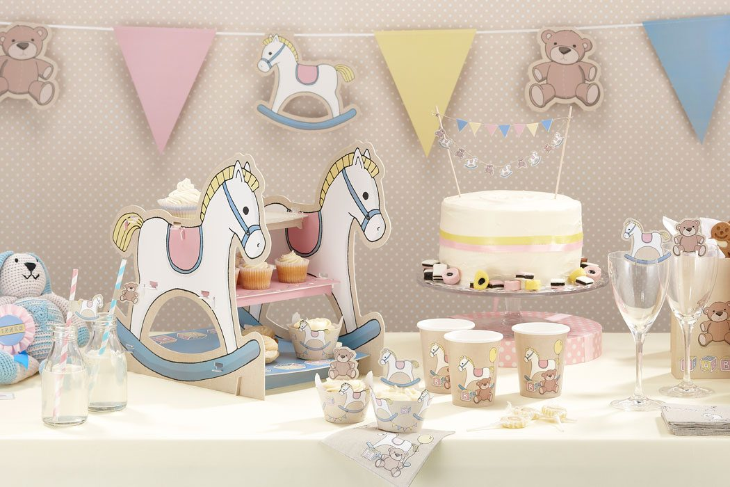 Rock-A-Bye Baby Party Ideas