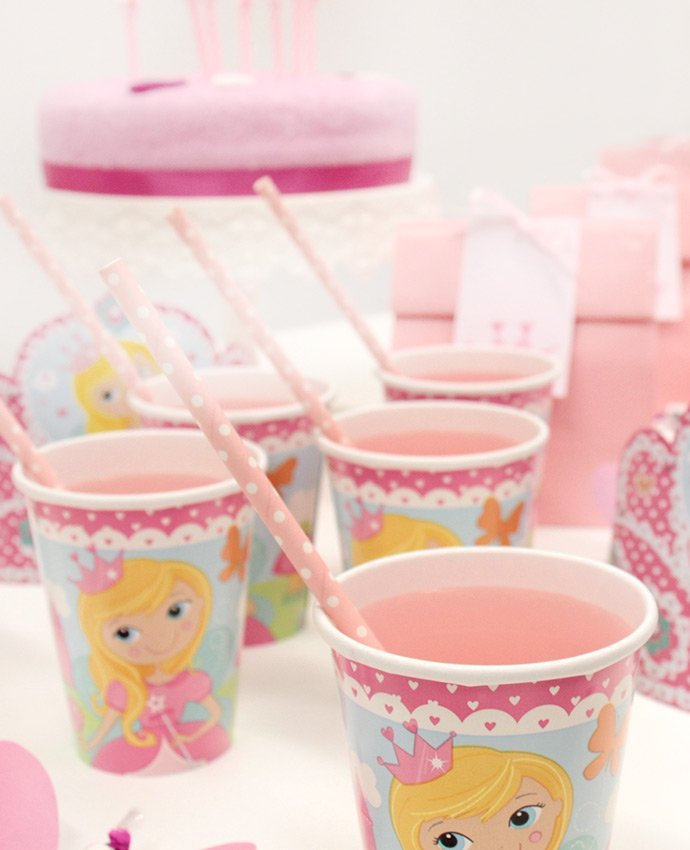 Princess Party Cups