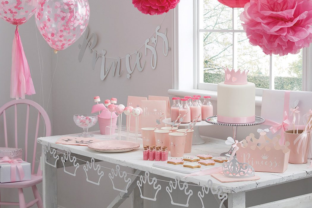 How to Throw a Magical Princess Birthday Party