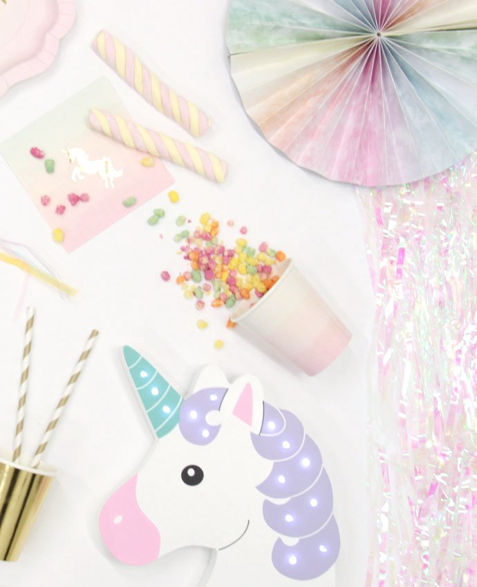How To Throw A Magical Unicorn Birthday Party Party