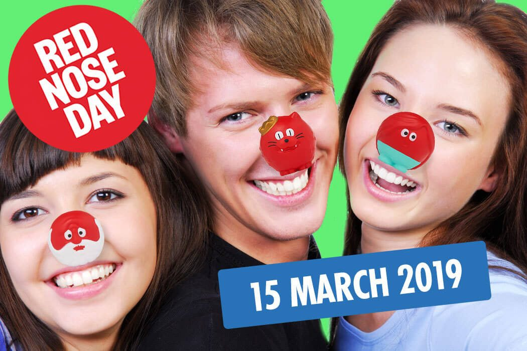 10 Fabulous Office Fundraising Ideas For Red Nose Day ...
