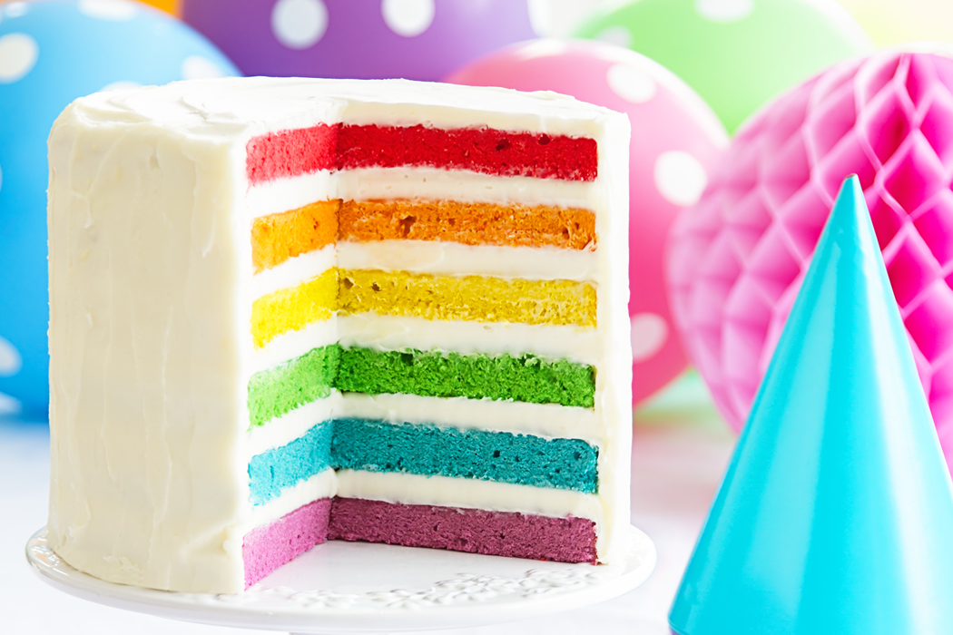 Rainbow Party Food Ideas Party Delights Blog
