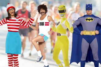 Running Costume Ideas