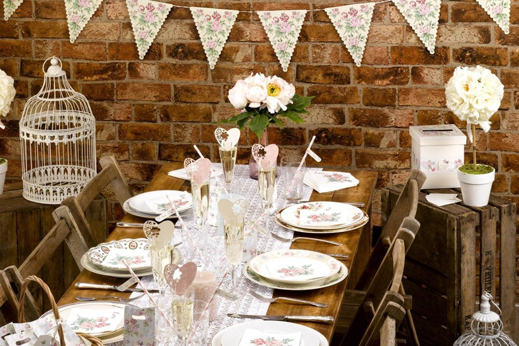 Inspiration For An Elegant Vintage Wedding Party Delights Blog